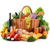 Nahrungsmittel, Getränke & Tabak